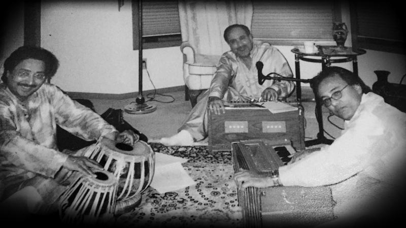 Anwer Ghanchi Shakil Trio