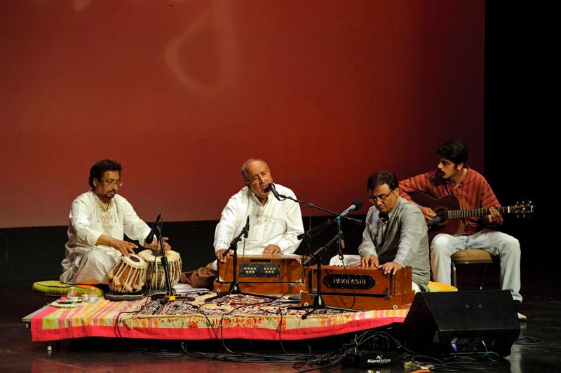 Ghazals | Anwer, Ghanchi & Shakil Trio